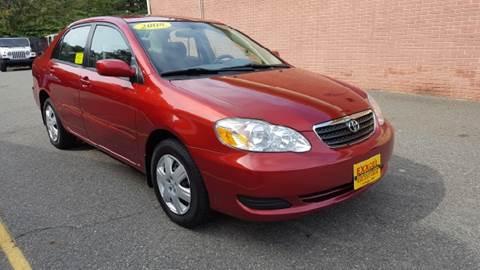 2008 Toyota Corolla for sale in Ashland, MA
