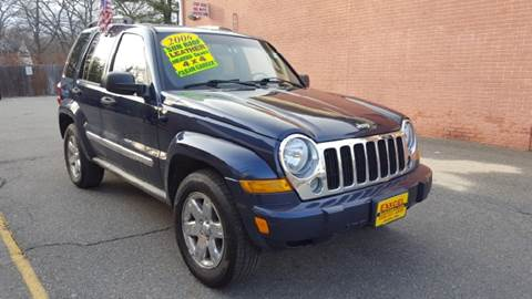 2006 Jeep Liberty for sale at Exxcel Auto Sales in Ashland MA