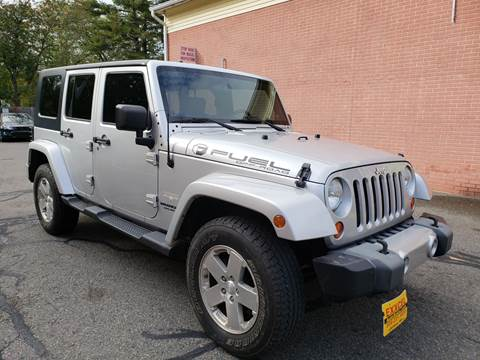 2009 Jeep Wrangler Unlimited for sale in Ashland, MA