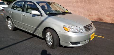 2003 Toyota Corolla for sale in Ashland, MA