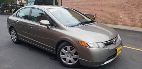 2008 Honda Civic for sale in Ashland, MA
