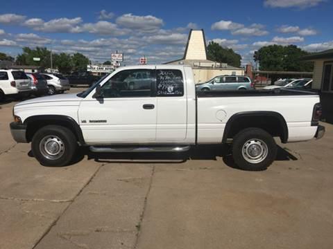 2002 Dodge Ram Pickup 2500 for sale in Mcpherson, KS