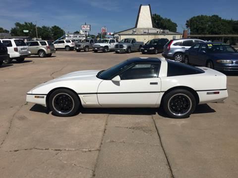 1988 Chevrolet Corvette for sale in Mcpherson, KS