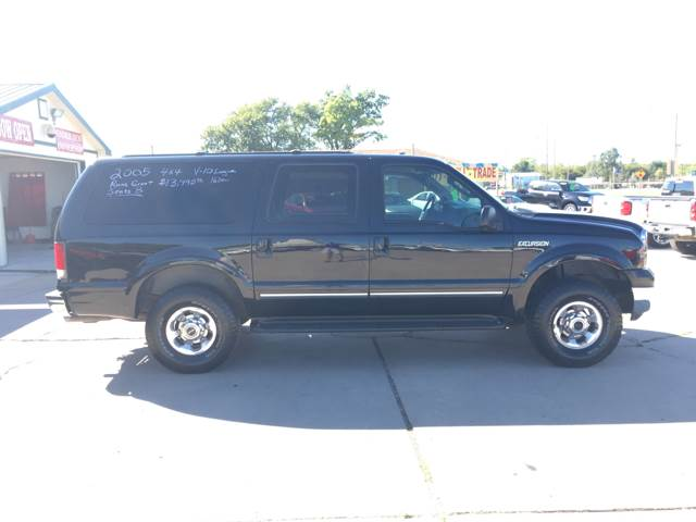 Ford Excursion Limited WD Dr SUV In Mcpherson KS Eagle - 2005 excursion