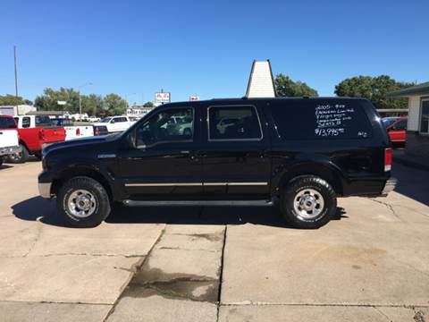 2005 Ford Excursion for sale in Mcpherson, KS