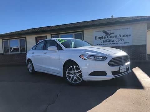 Ford Fusion For Sale in Mcpherson, KS - Eagle Care Autos