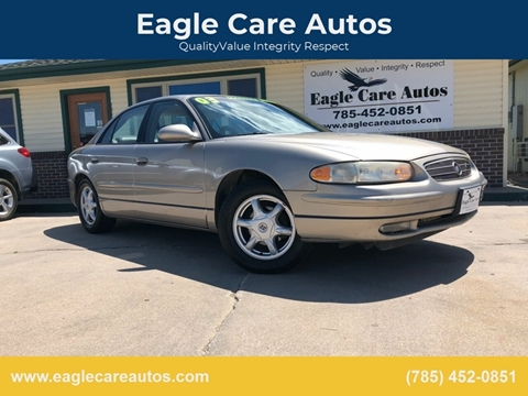 2003 Buick Regal for sale in Mcpherson, KS