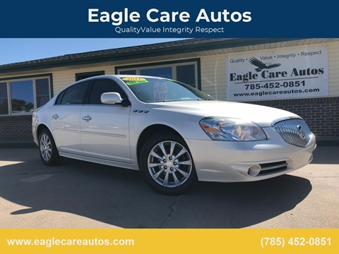 Buick Lucerne For Sale >> Buick Lucerne For Sale In Mcpherson Ks Eagle Care Autos