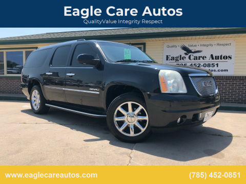 2011 GMC Yukon XL for sale at Eagle Care Autos in Mcpherson KS