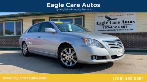 2008 Toyota Avalon for sale at Eagle Care Autos in Mcpherson KS