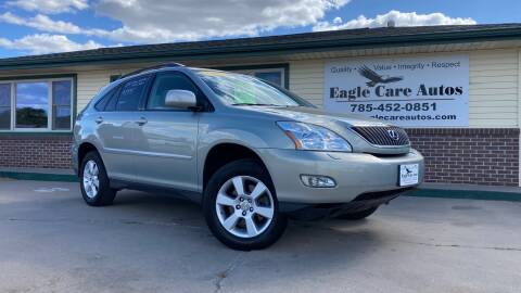 2007 Lexus RX 350 for sale at Eagle Care Autos in Mcpherson KS