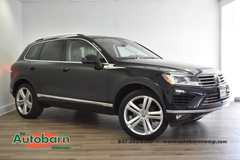 2017 Volkswagen Touareg for sale in Mount Prospect, IL