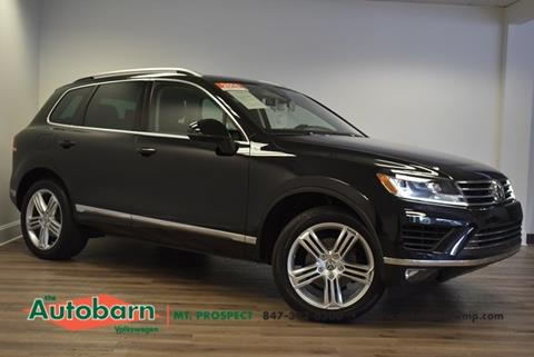 2016 Volkswagen Touareg for sale in Mount Prospect, IL