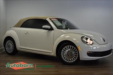 2014 Volkswagen Beetle for sale in Mount Prospect, IL