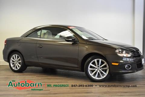 2013 Volkswagen Eos for sale in Mount Prospect, IL