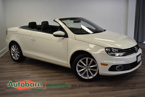 2012 Volkswagen Eos for sale in Mount Prospect, IL