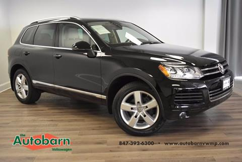 2014 Volkswagen Touareg for sale in Mount Prospect, IL