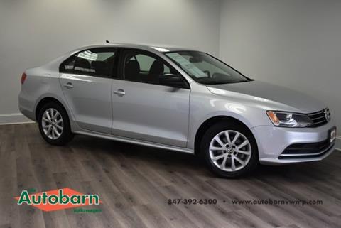 2015 Volkswagen Jetta for sale in Mount Prospect, IL