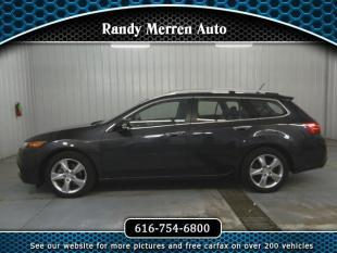 2011 Acura TSX Sport Wagon for sale in Greenville, MI