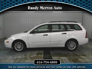2002 Ford Focus for sale in Greenville, MI