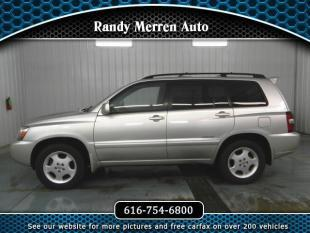 2006 Toyota Highlander for sale in Greenville, MI