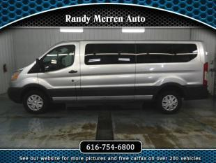 2016 Ford Transit Wagon for sale in Greenville, MI