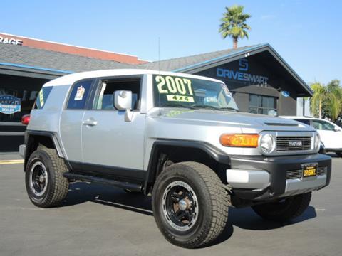 2007 Toyota FJ Cruiser for sale in Orange, CA