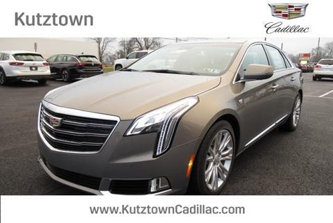 2019 Cadillac XTS for sale in Fleetwood, PA