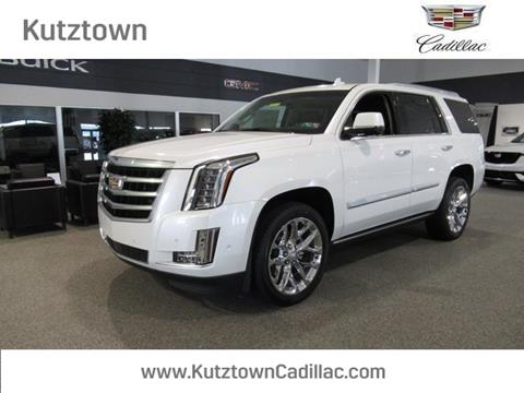 2019 Cadillac Escalade for sale in Fleetwood, PA