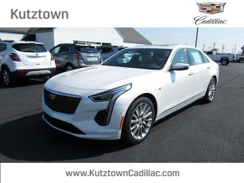 2019 Cadillac CT6 for sale in Fleetwood, PA