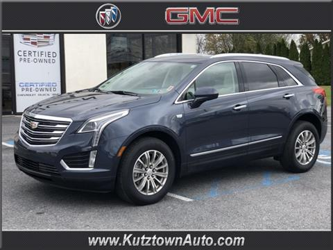 2018 Cadillac XT5 for sale in Fleetwood, PA