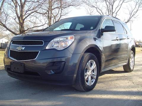 2010 Chevrolet Equinox for sale at KW TRUCKING OF KS in Saint Paul KS