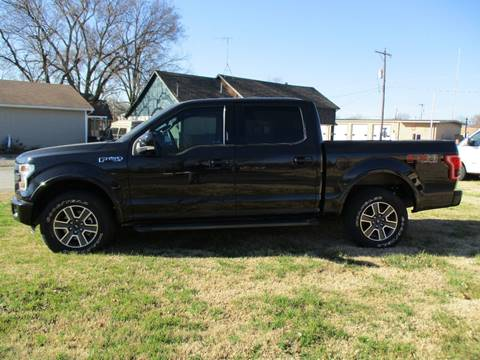2015 Ford F-150 for sale in Saint Paul, KS