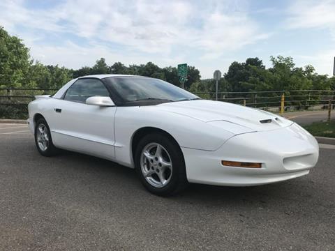 1994 Pontiac Firebird for sale in Marietta, OH