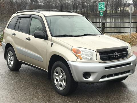 Toyota rav 2005