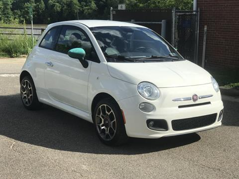 Used Cars For Sale Under 10000 >> 2015 Fiat 500 For Sale In Marietta Oh