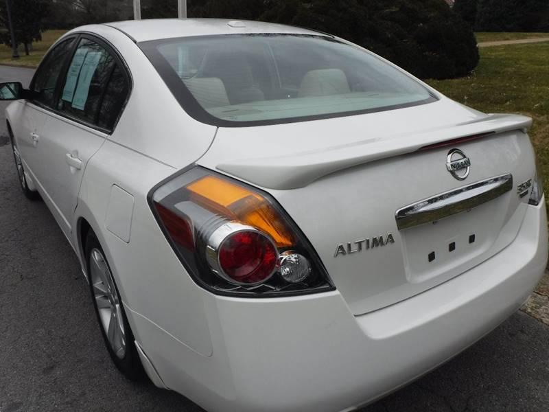 2011 Nissan Altima 3 5 SR 4dr Sedan In Kingsport TN - Kingsport Kar