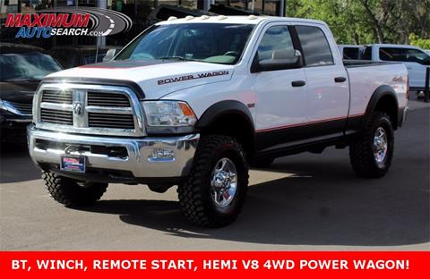 2010 Dodge Ram Pickup 2500 for sale in Englewood, CO