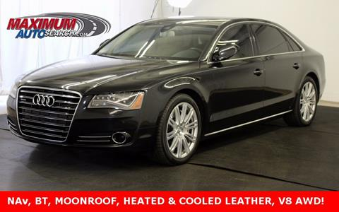 2011 Audi A8 L for sale in Englewood, CO