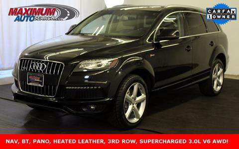 2011 Audi Q7 for sale in Englewood, CO