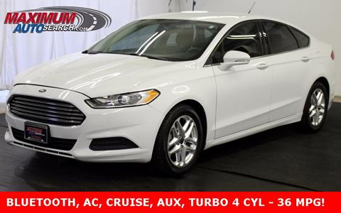 2013 Ford Fusion for sale in Englewood, CO