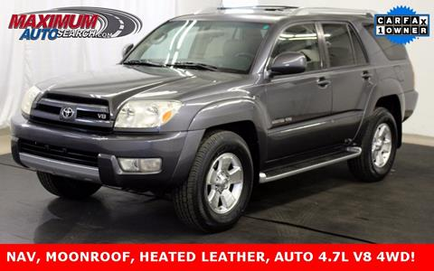 2004 Toyota 4Runner for sale in Englewood, CO