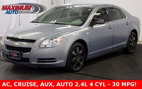 2008 Chevrolet Malibu for sale in Englewood, CO