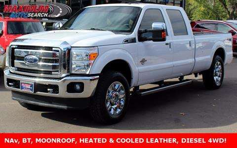 2012 Ford F-250 Super Duty for sale in Englewood, CO