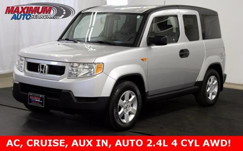 2011 Honda Element for sale in Englewood, CO