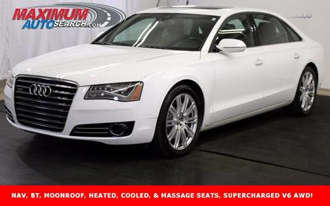 2013 Audi A8 L for sale in Englewood, CO
