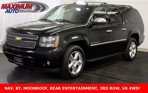 2012 Chevrolet Suburban for sale in Englewood, CO