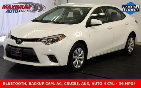 2016 Toyota Corolla for sale in Englewood, CO
