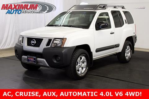 2013 Nissan Xterra for sale in Englewood, CO