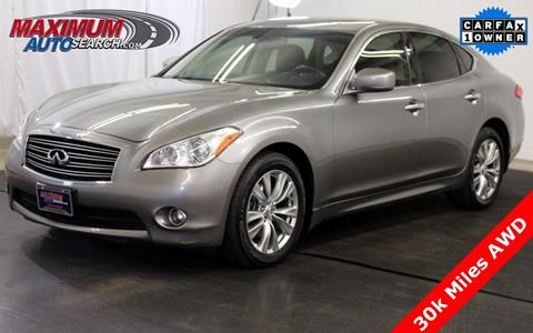2012 Infiniti M56 for sale in Englewood, CO